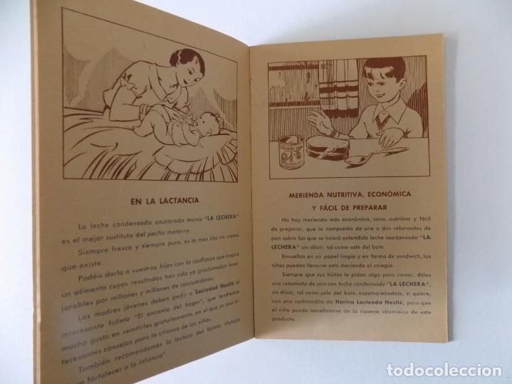 Libros antiguos: LIBRERIA GHOTICA. RECETARIO DE LA LECHE CONDENSADA. 1935. MUY ILUSTRADO. - Foto 2 - 139760358