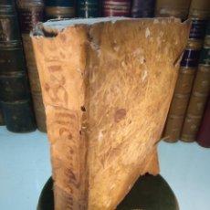 Livros antigos: OBRAS DE VIRGILIO - ÉGLOGAS O BUCÓLICAS, GEÓRGICAS Y ENEIDA - CIRCA 1650 -. Lote 139763410