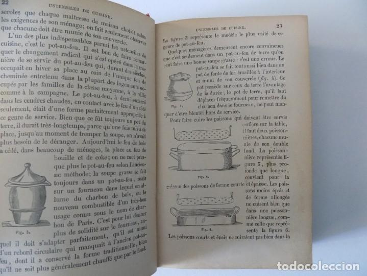 Libros antiguos: LIBRERIA GHOTICA. LE CUISINIER EUROPEEN. PAR JULES BRETEUIL.1880. ILUSTRADO CON GRABADOS. - Foto 5 - 139764578
