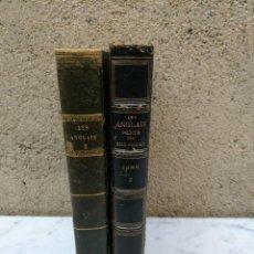 Libros antiguos: LES ANGLAIS PEINTS PAR EUX MEMES 1841. Lote 140040942