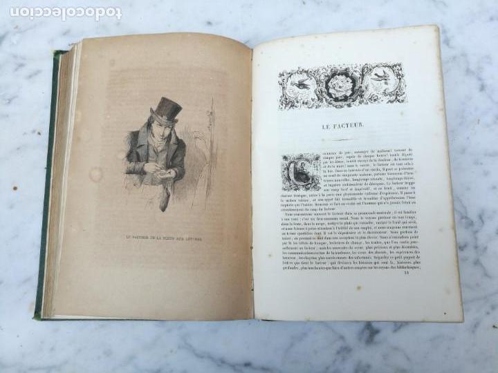 Libros antiguos: Les anglais peints par eux memes 1841 - Foto 4 - 140040942