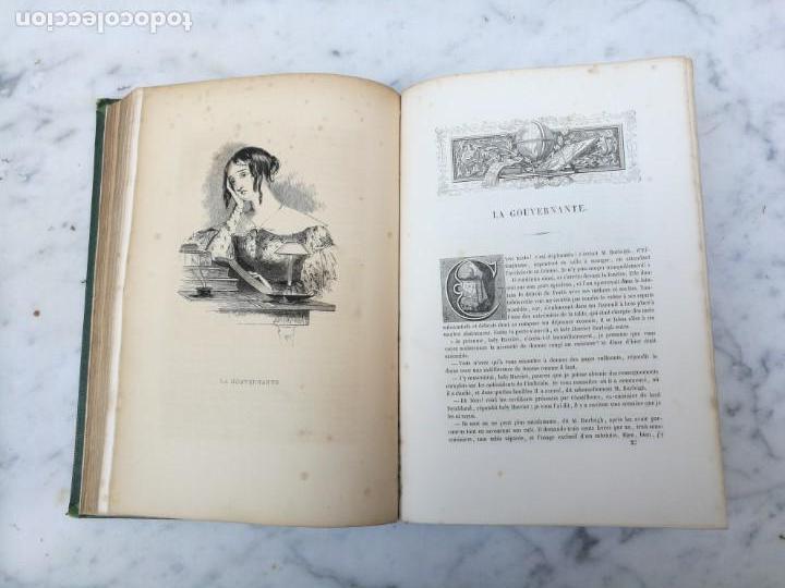 Libros antiguos: Les anglais peints par eux memes 1841 - Foto 5 - 140040942