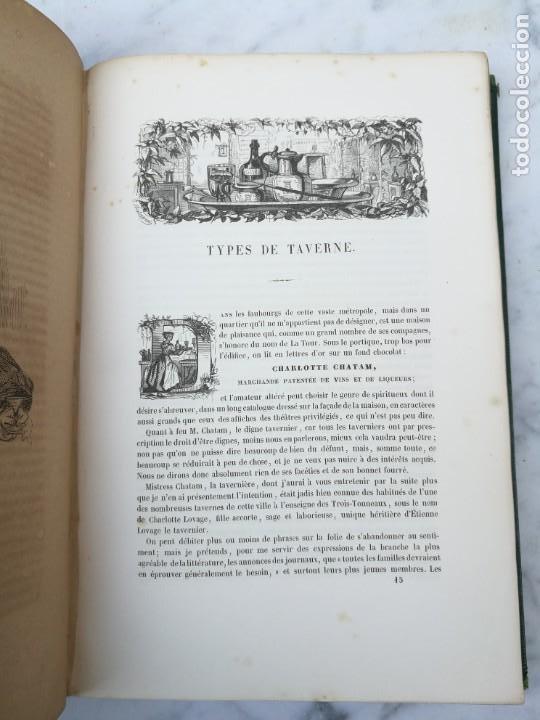 Libros antiguos: Les anglais peints par eux memes 1841 - Foto 6 - 140040942