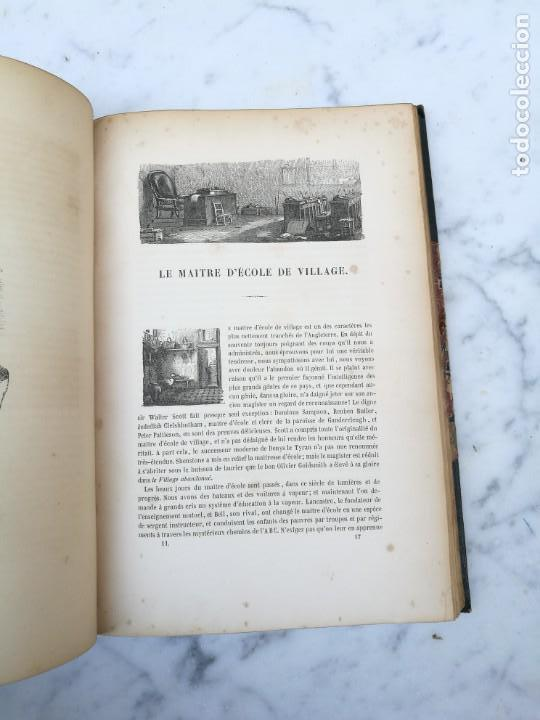 Libros antiguos: Les anglais peints par eux memes 1841 - Foto 8 - 140040942