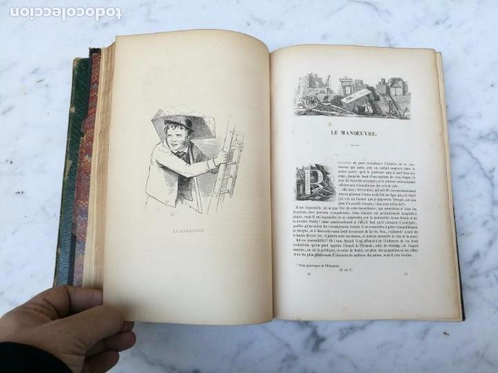 Libros antiguos: Les anglais peints par eux memes 1841 - Foto 9 - 140040942