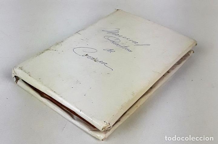 Libros antiguos: LA COCINERA MODERNA. MANUAL PRÁCTICO DE COCINA. E. V. IMP. CASA BENEFICENCIA. VALENCIA. 1888. - Foto 6 - 140084534