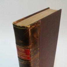 Libros antiguos: 1916 - GAZIEL - DIARIO DE UN ESTUDIANTE EN PARIS - EJEMPLAR DE EDUARDO AUNÓS. Lote 140094246
