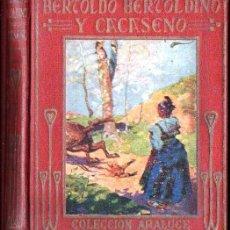 Libros antiguos: BERTOLDO BERTOLDINO Y CACASENO (ARALUCE, 1926). Lote 140157640