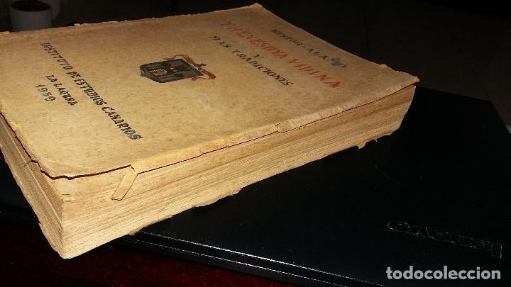 Libros antiguos: 1959 NESTOR ALAMO, THENESOYA DIVINA Y MAS TRADICIONES GASTO ENVIO INCLIDOS - Foto 3 - 142339833