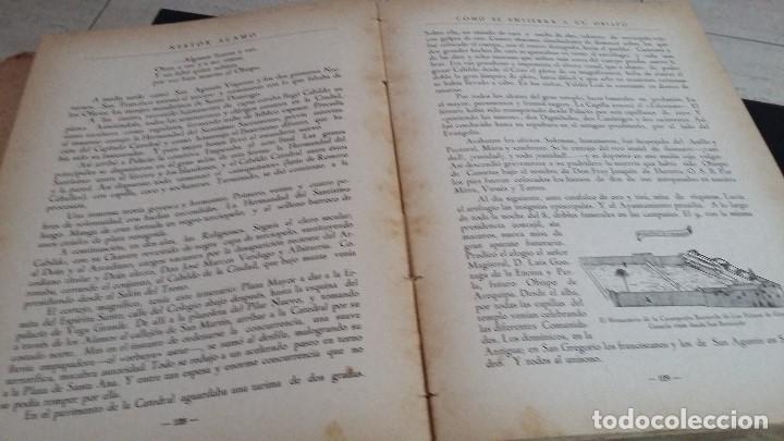 Libros antiguos: 1959 NESTOR ALAMO, THENESOYA DIVINA Y MAS TRADICIONES GASTO ENVIO INCLIDOS - Foto 6 - 142339833