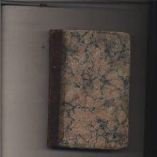 Libros antiguos: MANUAL DE AGRICULTURA OLIVÁN, ALEJANDRO MADRID, IMPR. DE MANUEL GALIANO, 1856 GASTOS GRATIS. Lote 140379326