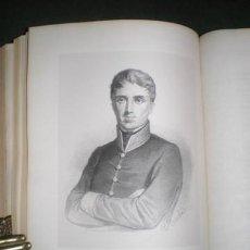Libros antiguos: EVARISTO ESCALERA Y MANUEL GONZÁLEZ LLANA: LA ESPAÑA DEL SIGLO XIX I 1864. Lote 140391890