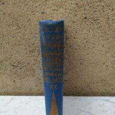 Libros antiguos: SUMMA ARTIS VOLUMEN XX. Lote 140437202