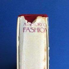 Libros antiguos: A HISTORY OF FASHION - J ANDERSON BLACK, MADGE GARLAND . Lote 140460982