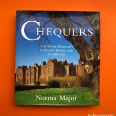 Libros antiguos: CHEQUERS . Lote 140463706