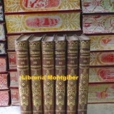 Libros antiguos: LE VICOMTE DE BRAGELONNE . OU DIX ANS PLUS TARD, COMPLÉMENT DES TROIS MOUSQUETAIRES ET DE VINGT ANS . Lote 140501034