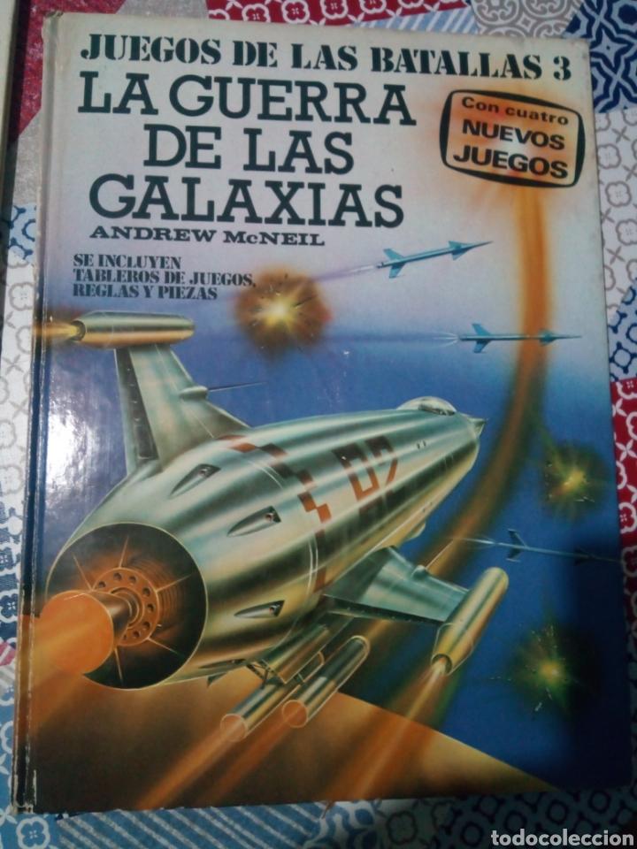 Alte Bücher: los 3 primeros libros juegos de las batallas oeste caballeros y las galaxias plaza y janes - Foto 2 - 140598458