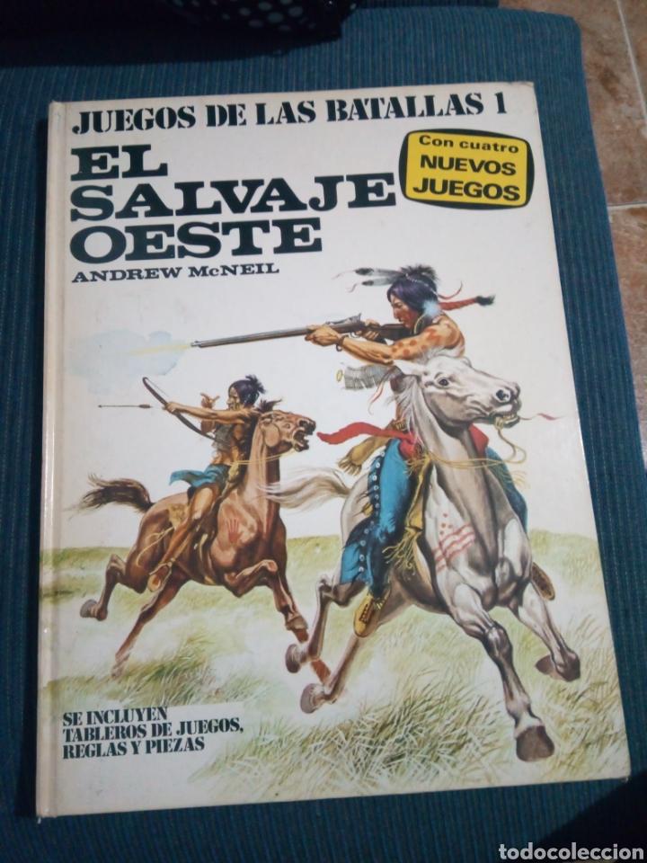 Alte Bücher: los 3 primeros libros juegos de las batallas oeste caballeros y las galaxias plaza y janes - Foto 3 - 140598458
