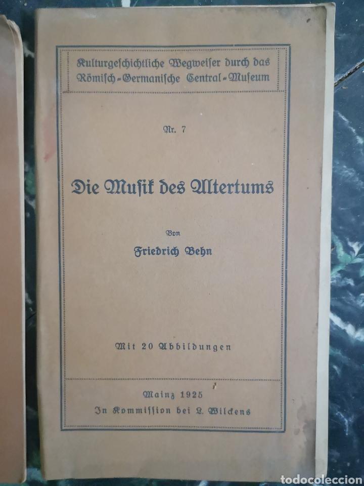 Libros antiguos: KULTURGESCHICHTLICHE WEGWEISER DURCH DAS RÖMISCH-GERMANISCHE CENTRAL-MUSEUM. [NM 3 Y 7) EN ALEMAN - Foto 2 - 140626780