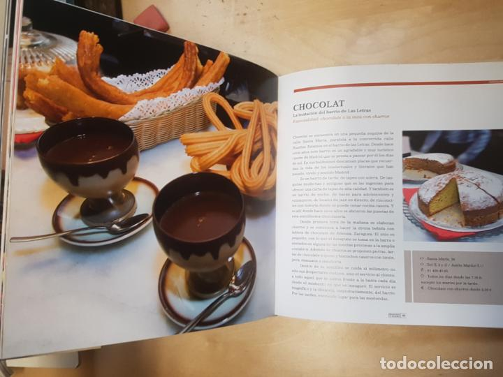 Libros antiguos: Desayunos en Madrid. Del churro al Brunch. Sara Cucala. Edit. RBA. - Foto 2 - 140721346