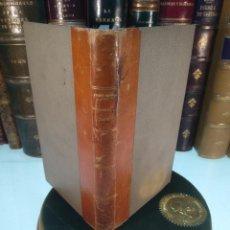 Libros antiguos: REMINISCENCIAS TUDESCAS - SANTIAGO PÉREZ TRIANA - FIRMADO Y DEDICADO POR EL AUTOR - MADRID - 1902 -. Lote 140762566
