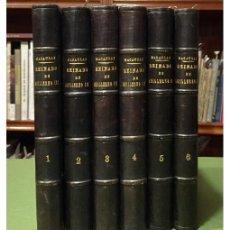 Libros antiguos: HISTORIA DEL REINADO DE GUILLERMO III (CONTINUACIÓN DE LA REVOLUCIÓN DE INGLATERRA) 6 TOMOS. Lote 140765046