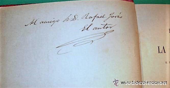 Libros antiguos: LIBRO EL DERECHO MARITIMO Y LA LETRA DE CAMBIO DE MANUEL ZAPATERO Y GARCIA EDITADO EN 1886.DEDICADO. - Foto 6 - 140770530