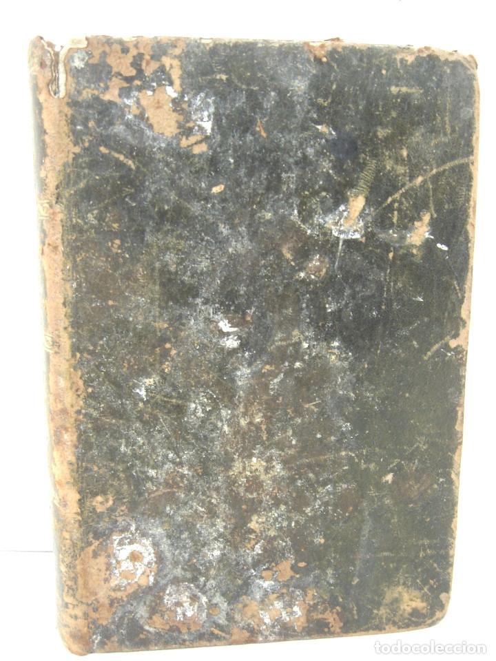 Libros antiguos: 1857 - EL LIBRO DE LAS FAMILIAS - NOVISIMO MANUAL PRACTICO -COCINA HIGIENE ECONOMIA DOMESTICA 7º EDI - Foto 7 - 140822206