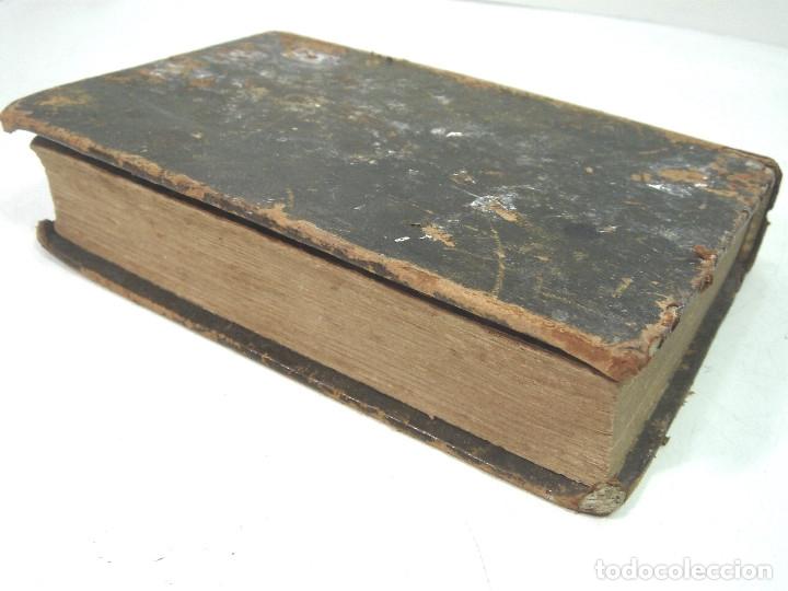 Libros antiguos: 1857 - EL LIBRO DE LAS FAMILIAS - NOVISIMO MANUAL PRACTICO -COCINA HIGIENE ECONOMIA DOMESTICA 7º EDI - Foto 9 - 140822206