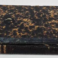 Libros antiguos: LECCIONES DE AGRICULTURA ELEMENTAL. TOMÁS MUSEROS. LIB. AGUSTÍN JUBERA. MADRID. 1878.. Lote 140859022