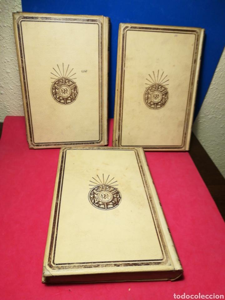 Alte Bücher: América, historia de su descubrimiento, obra en 3 tomos - Rodolfo Cronau - Montaner y Simón, 1892 - Foto 3 - 140881525