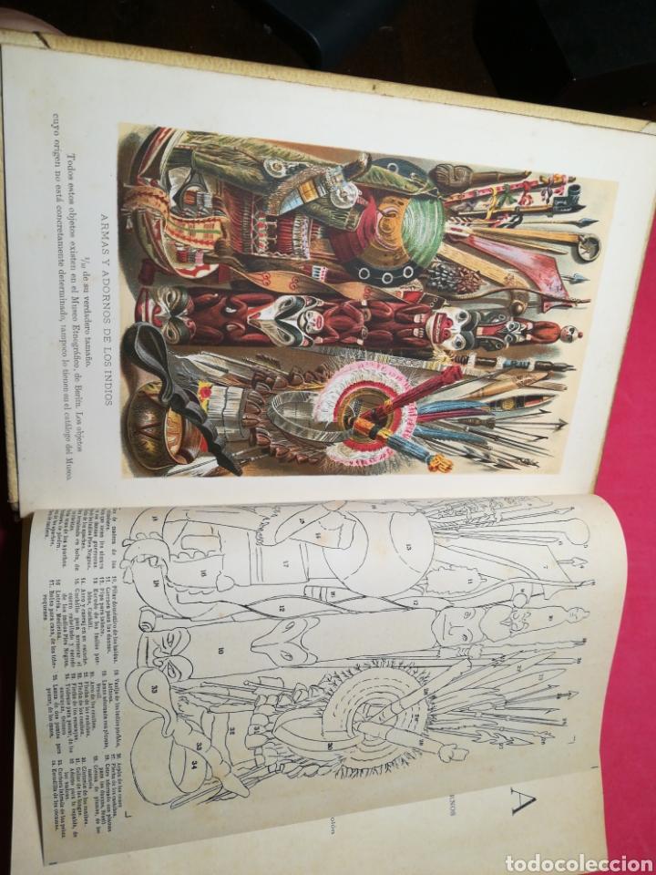 Alte Bücher: América, historia de su descubrimiento, obra en 3 tomos - Rodolfo Cronau - Montaner y Simón, 1892 - Foto 8 - 140881525