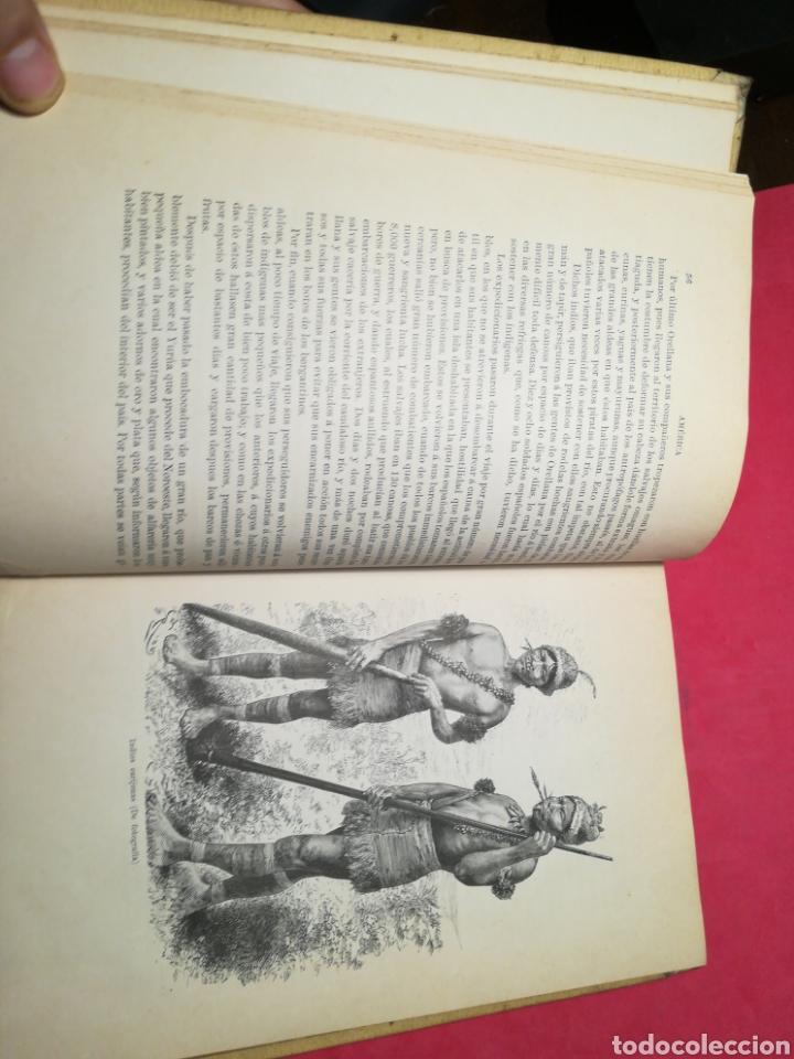 Alte Bücher: América, historia de su descubrimiento, obra en 3 tomos - Rodolfo Cronau - Montaner y Simón, 1892 - Foto 19 - 140881525