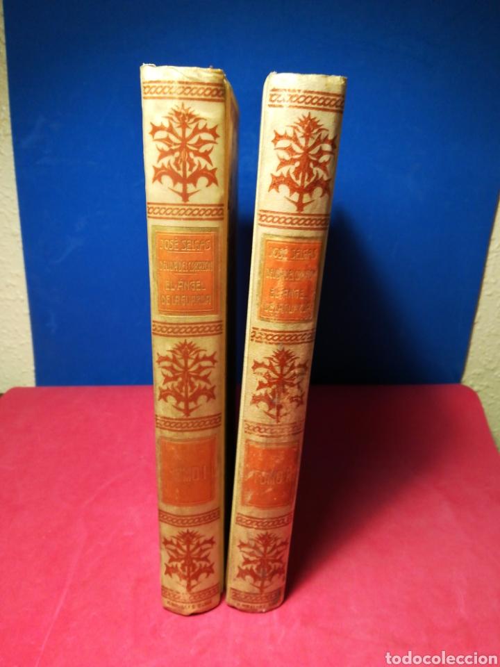 Alte Bücher: Deuda del corazón, el ángel de la guarda - José Selgas - Montaner y Simón, 1909 - Foto 2 - 140885129