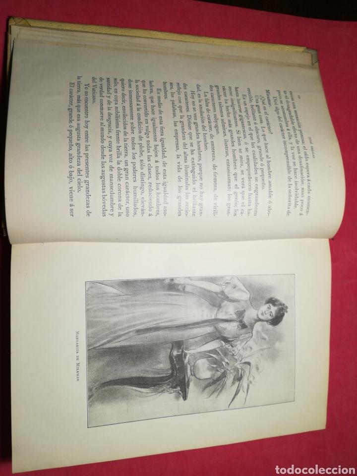 Alte Bücher: Deuda del corazón, el ángel de la guarda - José Selgas - Montaner y Simón, 1909 - Foto 9 - 140885129