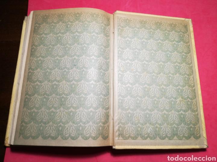 Alte Bücher: Deuda del corazón, el ángel de la guarda - José Selgas - Montaner y Simón, 1909 - Foto 10 - 140885129