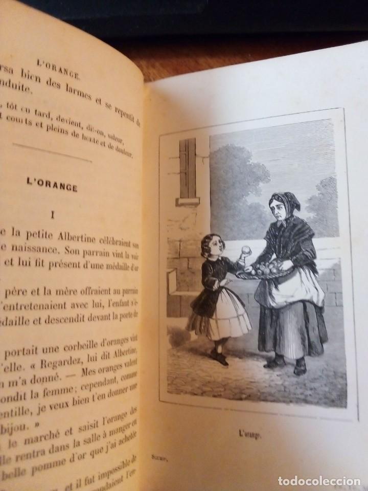 Libros antiguos: CONTES DE SCHMID. AÑO DE PUBLICACIÓN n/s en francés. - Foto 4 - 140910570