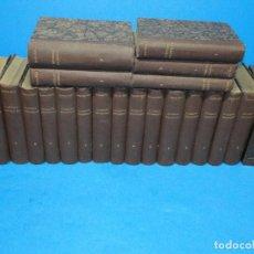 Libros antiguos: EPISODIOS NACIONALES. 46 OBRAS EN 23 VOL.OBRA COM.VARIAS EDI.HAY 1ª EDI-PÉREZ GALDÓS, BENITO. Lote 141286362