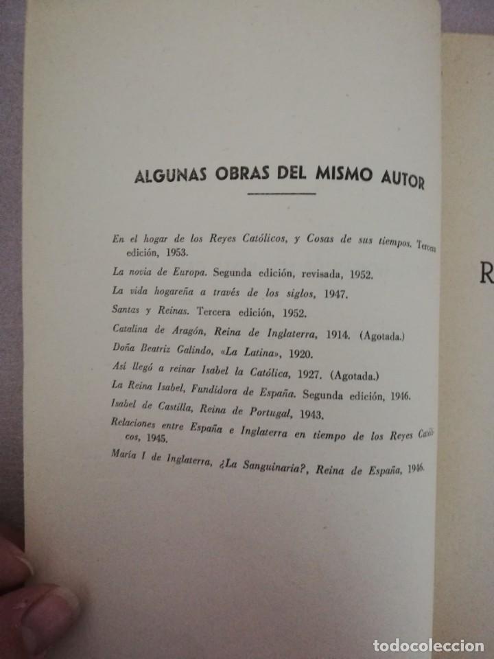Libros antiguos: EN EL HOGAR DE LOS REYES CATÓLICOS Y COSAS DE SUS TIEMPOS .-FÉLIX DE LLANOS Y TORRIGLIA - Foto 3 - 141614518