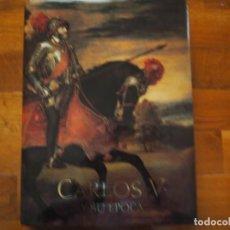 Libros antiguos: CARLOS V Y SU EPOCA, DE JUAN-RAMÓN TRIADÓ. ED CARROGIO, 1999.. Lote 141778098