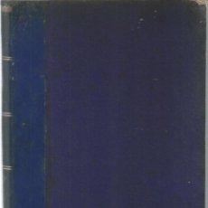 Libros antiguos: CIÈNCIA. REVISTA CATALANA DE CIÈNCIA I TECNOLOGIA. ANY II, VOLUM II, 1927. Lote 141920990