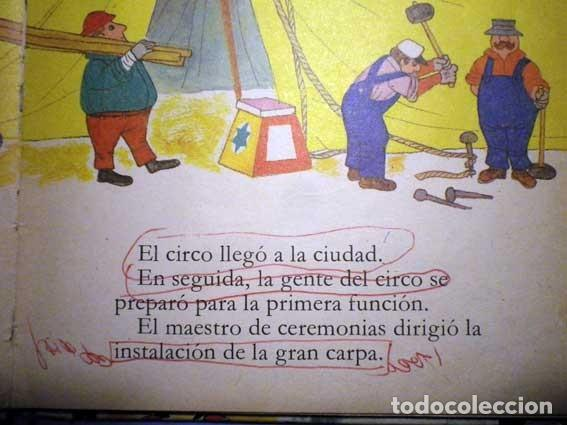 Libros antiguos: Dumbo el elefante volador walt Disney presenta 1985 club internacional del libro - Foto 5 - 141965498
