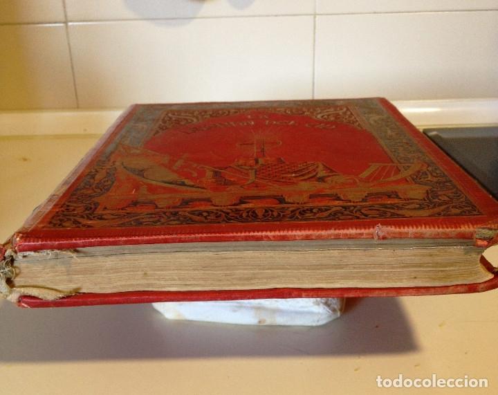 Libros antiguos: LEYENDA DEL CID- Zorrilla (Verso) 1882- coleccionistas y bibliofilos- Buen estado- - Foto 3 - 138652034