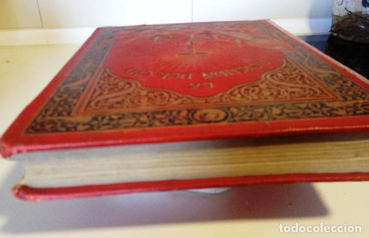 Libros antiguos: LEYENDA DEL CID- Zorrilla (Verso) 1882- coleccionistas y bibliofilos- Buen estado- - Foto 4 - 138652034