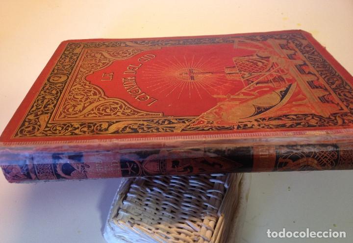 Libros antiguos: LEYENDA DEL CID- Zorrilla (Verso) 1882- coleccionistas y bibliofilos- Buen estado- - Foto 5 - 138652034