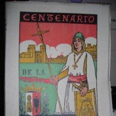 Libros antiguos: VIII CENTENARIO DE LA RECONQUISTA DE SIGUENZA . Lote 142079514