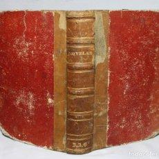 Libros antiguos: ESPÍRITA. TEOPHILE GAUTIER. 1866. 1ª EDICIÓN EN CASTELLANO + HISTORIA DE LOS SIETE MURCIÉLAGOS 1863. Lote 142214922