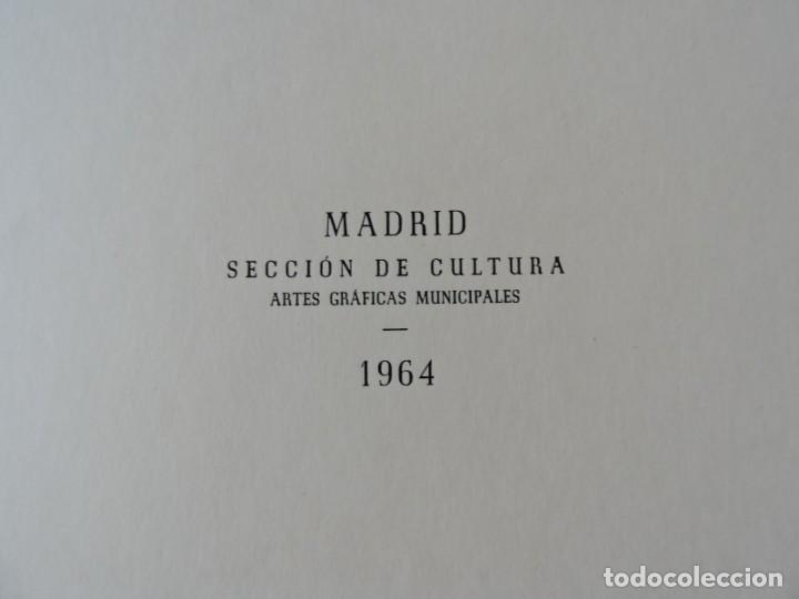 Libros antiguos: LIBRO MADRID AZORÍN - MADRID 1964 - Foto 5 - 142222126