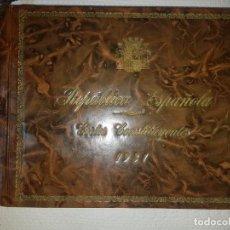 Libros antiguos: REPUBLICA ESPAÑOLA CORTES CONSTITUYENTES 1931 EDITORIAL RIVAS. Lote 142295154