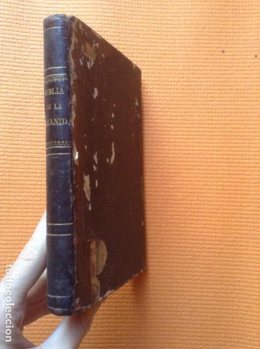 BIBLIA DE LA HUMANIDAD J MICHELET 1875 (Libros Antiguos, Raros y Curiosos - Pensamiento - Otros)